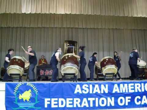 The 17th Asian American Heritage Festival 第17屆亞洲節- Wadaiko Newark - 5