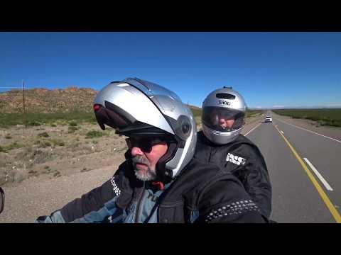 Südamerika Motorradreise 2016/17  Teil 11  San Rafael bis Curacautin ,Chile