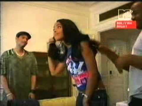 Aaliyah MTV Diary (Part one)