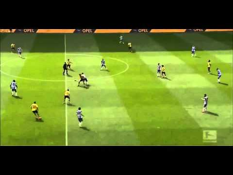 ILKAY GÜNDOGAN | Skills | Borussia Dortmund | 2014/2015 (HD)