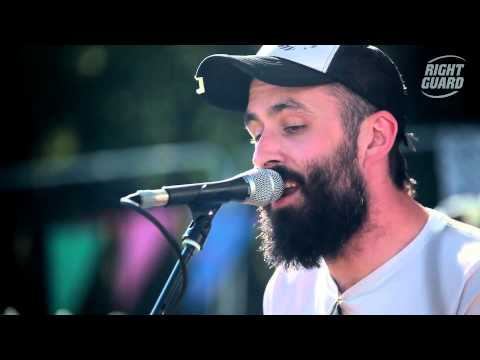 Scroobius Pip performs