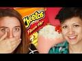 People Try The Hot Cheetos Milkshake