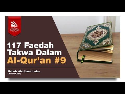 Taqwa Dalam Surat Az-Zumar (117 Faedah Taqwa) #9