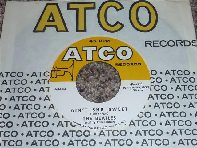 Beatles - Ain39t She Sweet  45pm