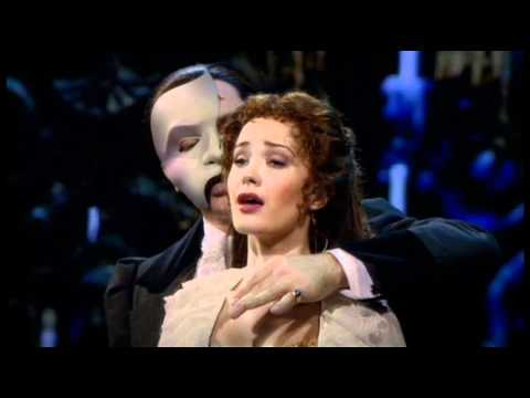 Phantom of the Opera - Music of the Night Music Videos