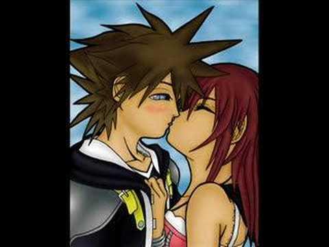 are sora and kairi dating