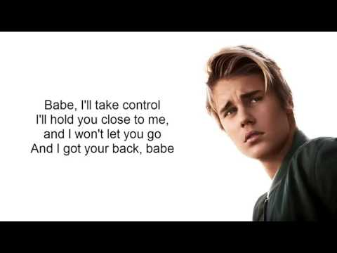 Justin Bieber - Spend The Night (LYRICS ON SCREEN) OFFICIAL SONG! NEW