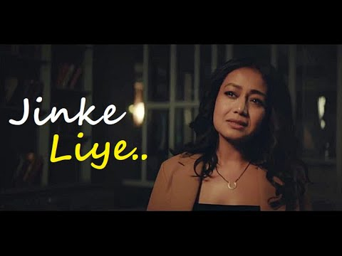 Jinke Liye Neha Kakkar Feat. Jaani B Praak Arvindr Khaira Bhushan Kumar Lyrics New Songs