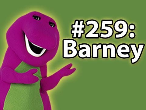 Is It A Good Idea To Microwave Barney The Dinosaur?