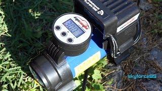 EPAuto Portable Air Compressor, Tire Inflator Review