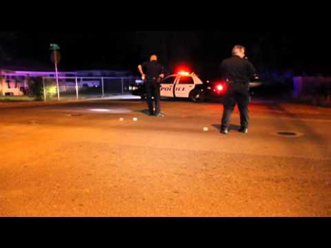 Pregnant Woman Shot In The Head In Modesto, California - RAW VIDEO For TV Use