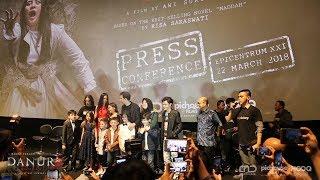 Download Lagu Gala Premiere Danur 2: MADDAH Gratis STAFABAND