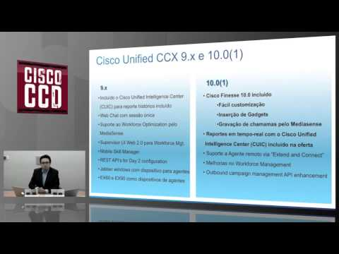 CCD - Temporada 2 - Sessão 15 - Contact Center Express 10.0!