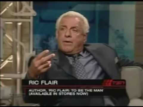 Ric Flair hates everyone! (What is TNA?) Video