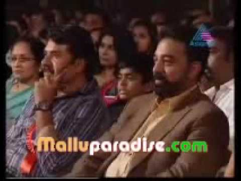 Ujaja Asianet Film Awards 2010 Character Actor Sreenivasan
