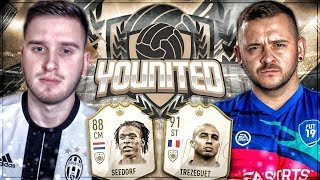 FIFA 19: YOUnited ICON vs SchenjaWolk - Gruppenspiel #2🔥