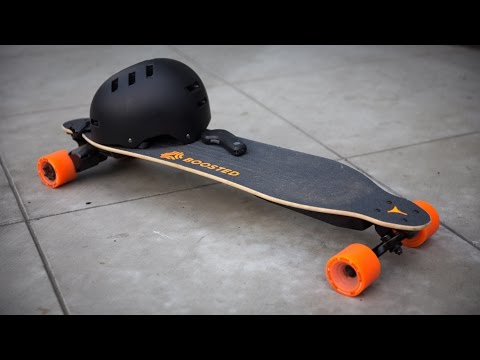 Tested In-Depth: Boosted Electric Skateboard!