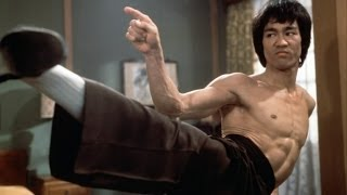Detailed instruction on every move from Bruce Lee