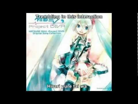 Miku Hatsune - The secret garden