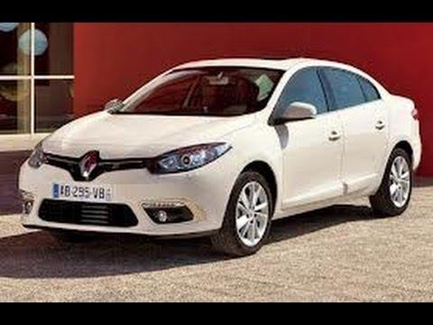 Наши Тесты Renault Fluence 2013