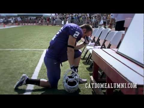"""2012 Linfield College Wildcat Football """"Fear None"""""""