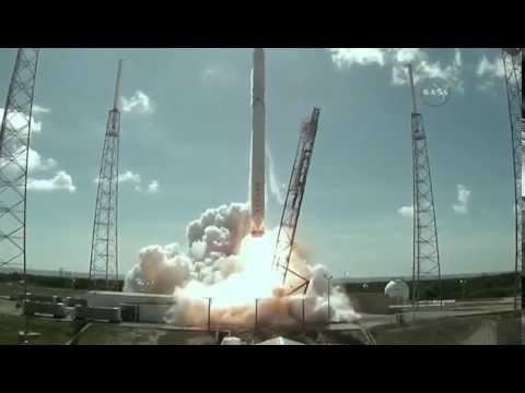 Space X Falcon 9 CRS-11 Launch And Landing