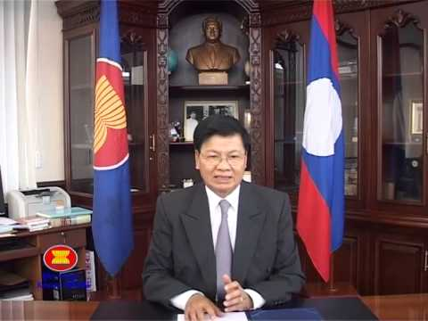 Know ASEAN Laos Program 13/9/2014-1