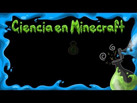Ciencia en Minecraft. La puntuación!!