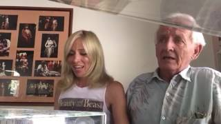Debbie Gibson and Dad Sing