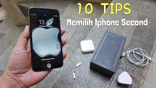 Tips Sebelum Beli Iphone Second/bekas, Biar Ga Ketipu bro..