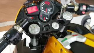Benelli TNT Cafe Racer 1130cc and TNT 135cc test ride