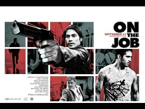 Thriller - On The Job - Trailer | Piolo Pascual, Gerald Anderson, Joel Torre video