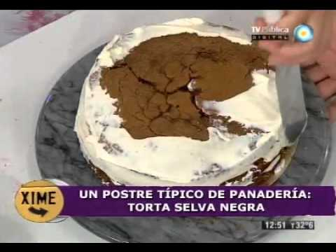 Inimaginable torta selva negra!!!