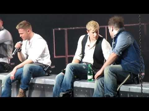 Westlife - Seasons In The Sun Live at Birminghams LG Arena