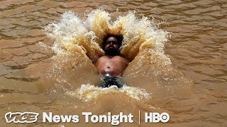 India Wants To Use Flesh Eating Turtles To Rid The Ganges Of Decomposing Bodies (HBO)