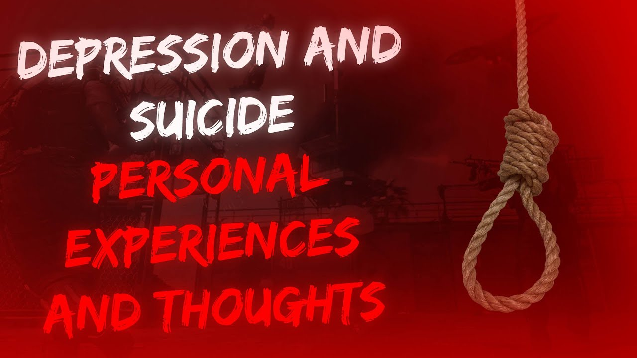 Depression and suicidal thoughts pictures A Daily Walk Through The Bible By David