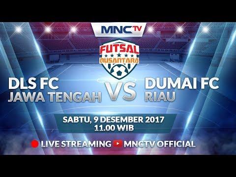 download lagu DLS FC JAWA TENGAH VS Dumai FC RIAU FT : 7-2 - Liga Futsal Nusantara 2017 gratis