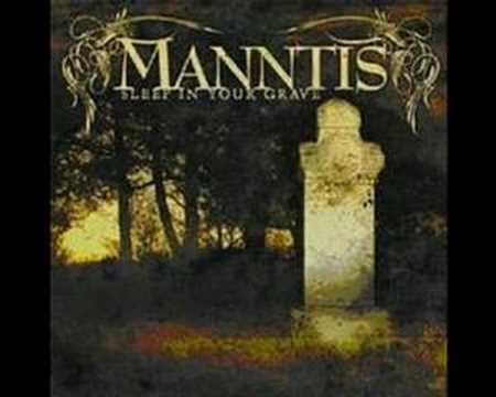 Manntis - Shades Of Hatred