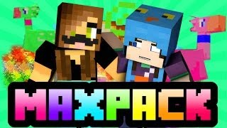"""MAXPACK- MODDED SMP w/ Dul: Ep. #10- """"ALL THE GIRLS LOVE ME!"""""""