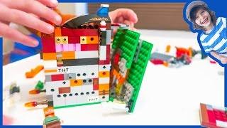 Lego Minecraft MOC