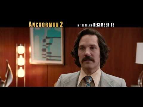 Anchorman 2: The Legend Continues -  Brace Yourself
