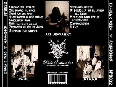 Pichula E Perro - Armageddon 2012 (Full Album)