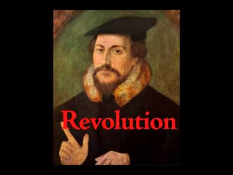 A slide-show about the influence of John Calvin and Calvinism,