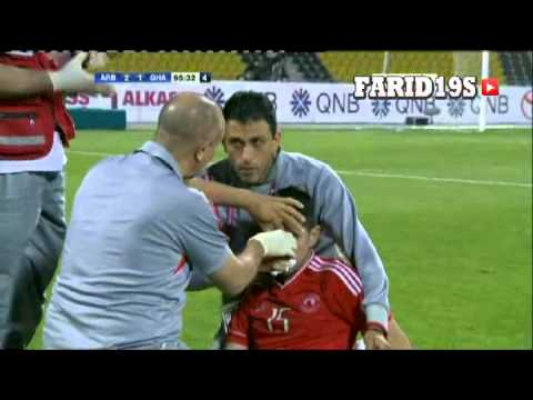 Kharja et Nini à la Coupe du Qatar Stars