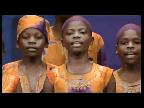 African Children's Choir - Lord I Lift Your Name On High