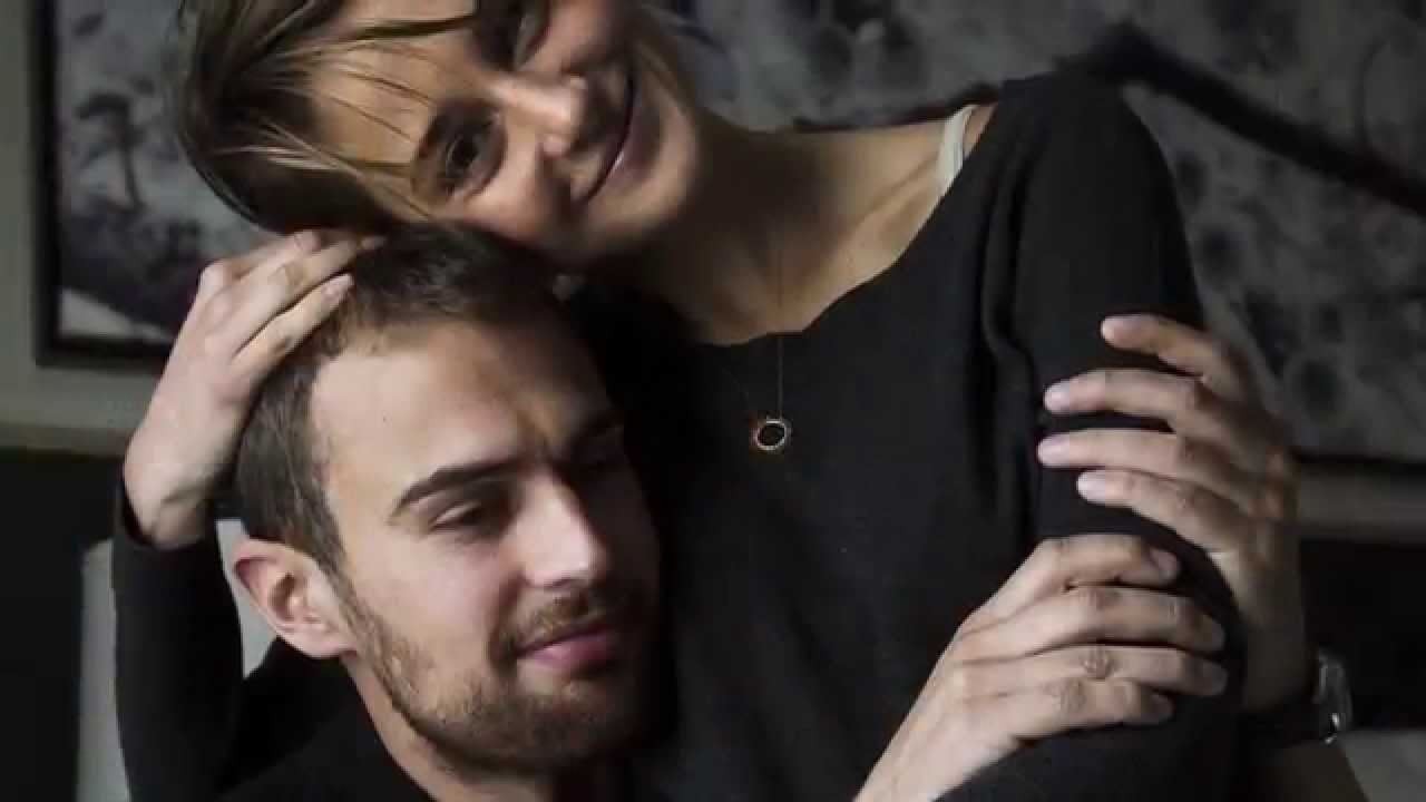 Are tobias and tris dating in real life 10