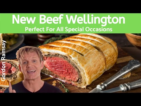 Gordon Ramsey New Beef Wellington