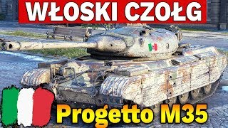 OP WŁOSKI CZOŁG? - Progetto 46 - World of Tanks
