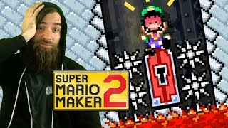Something You Couldn't DREAM of Pulling Off // Endless Super Expert [#04] [SUPER MARIO MAKER 2]