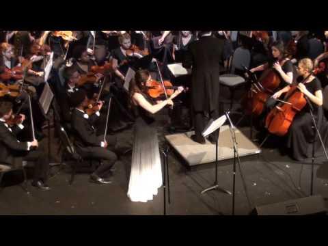 J.C. Bach Viola Concerto in C minor